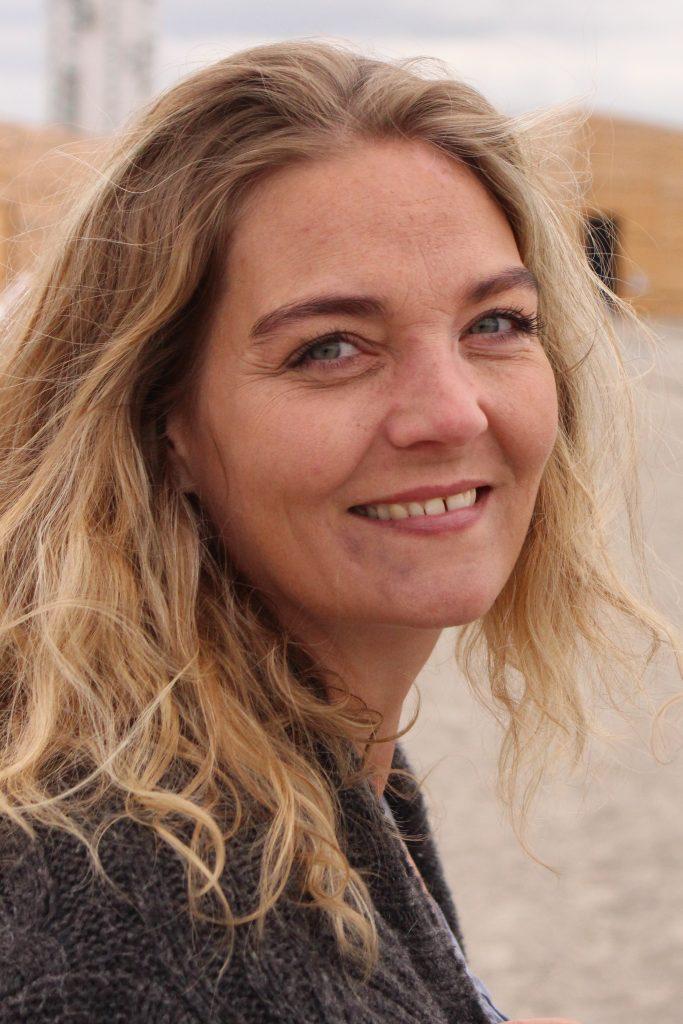 Klinikindehaver og terapeut Julie Vang-Iversen